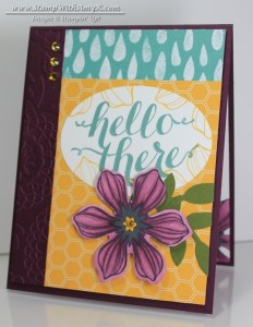 Beautiful Bunch 2 - Stamp With Amy K