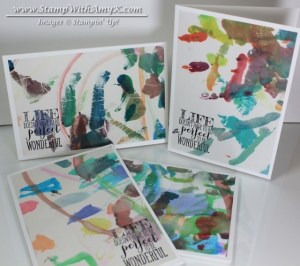 Perfect Pennants - Stamp With Amy K