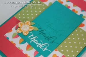 Petite Petals - Project Life - Stamp With Amy K