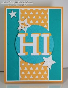 Project Life by Stampin' Up! 1 - Stamp With Amy K