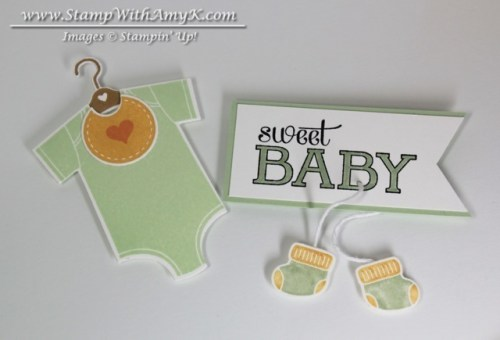 Something for Baby - Stamp With Amy K