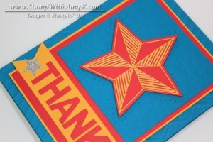 Be the Star 4 - Stamp With Amy K