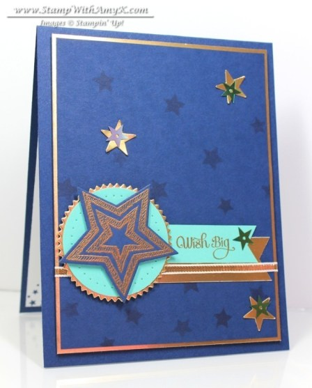 Be the Star - Stamp With Amy K