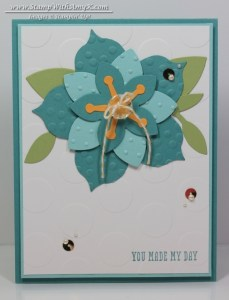 Flower Frenzy And Many More 2- Stamp With Amy K