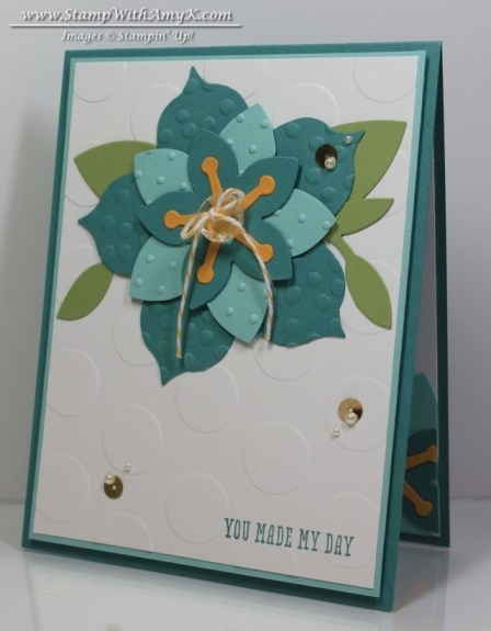 Flower Frenzy And Many More - Stamp With Amy K