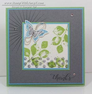 Kinda Eclectic 1 - Stamp With Amy K