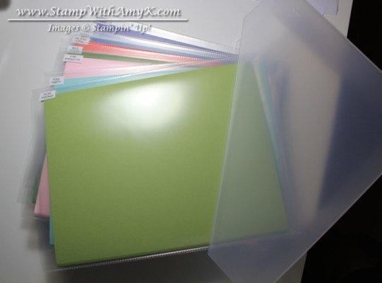 My Stamp Room Paper Storage 3 - Stamp With Amy K