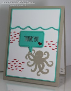 Sea Street 2 - Stamp With Amy K