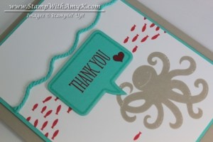 Sea Street 4 - Stamp With Amy K