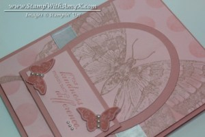 Swallowtail 4 - Stamp With Amy K