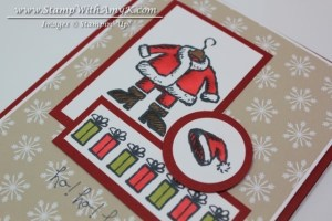 Get Your Santa On 3 - Stamp With Amy K