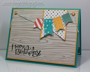 Banne Banter - Stamp With Amy K