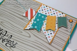 Banner Banter 1 - Stamp With Amy K