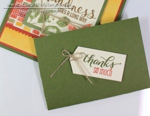 Gift Card Envelopes & Trms Thinlits Dies 2 - Stamp With Amy K