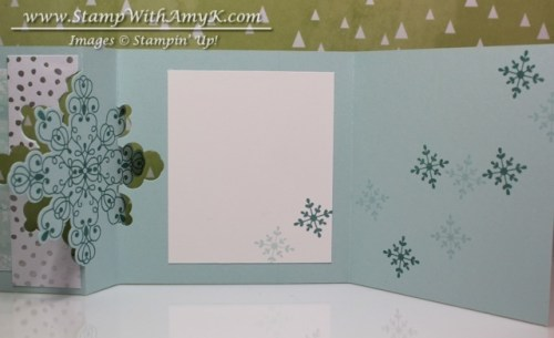 Letterpress Winter 3 - Stamp With Amy K