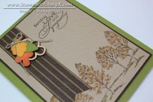 Lovely As A Tree 2 - Stamp With Amy K