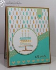 Embellished Events 1 - Stamp With Amy K