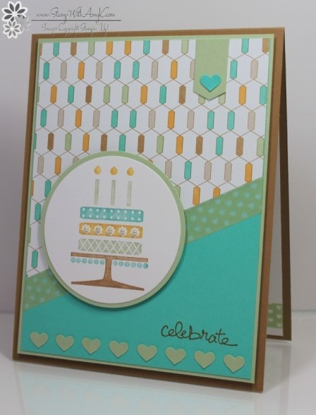 Embellished Events - Stamp With Amy K