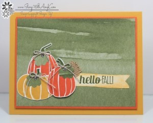 Fall Fest 1 - Stamp With Amy K