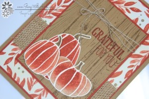 For All Things 1- Stamp With Amy K