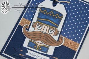 Santa Stache 3 - Stamp With Amy K
