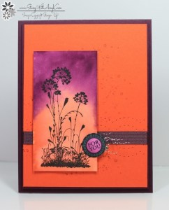 Serene Silhouettes 2 - Stamp With Amy K