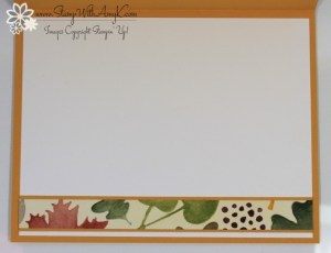 Color Me Autumn DSP - Stamp With Amy K