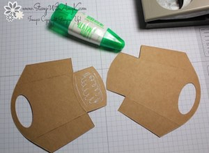 Fry Box Tutorial 1 - Stamp With Amy K