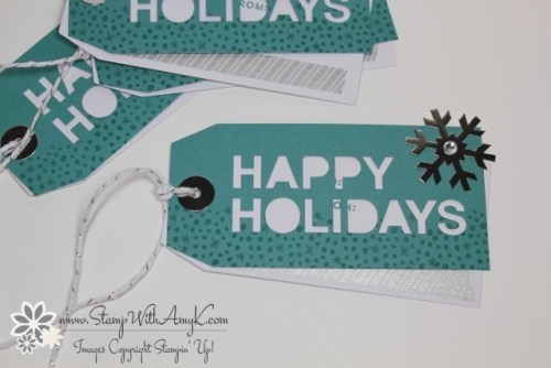 Simple Snowflake Paper Pumpkin Kit 3 - Stamp With Amy K