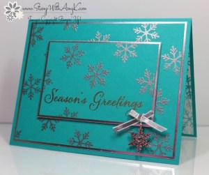 Trendy Trims - Stamp With Amy K