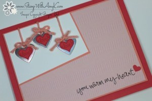 You Brighten My Day 1 - Stamp With Amy K