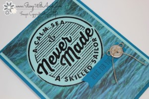 Adventure Awaits 3 - Stamp With Amy K