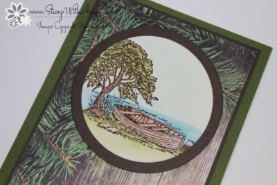 Moon Lake 3 - Stamp With Amy K