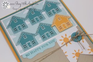 You Brighten My Day 3 - Stamp With Amy K
