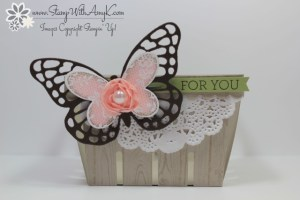 Butterfly Basics 7 - Stamp With Amy K