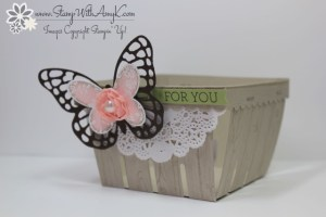 Butterfly Basics 8 - Stamp With Amy K
