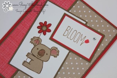 Kind Koala 1 - Stamp With Amy K