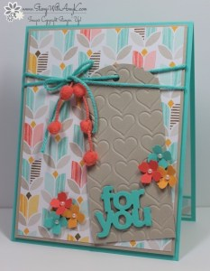 Mini Treat Bag Thinlits Dies - Stamp With Amy K