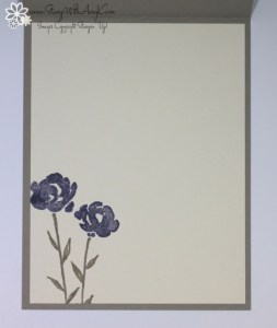 Stampin' Up! - Painted Petals 4 - Stamp With Amy K