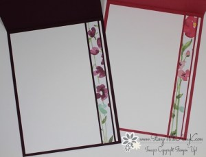 Painted Blooms DSP - Stamp With Amy K