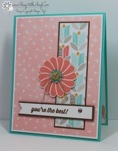 Simply Wonderful 1 - Stamp With Amy K