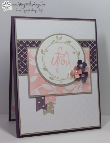 Your Perfect Day - Stamp With Amy K