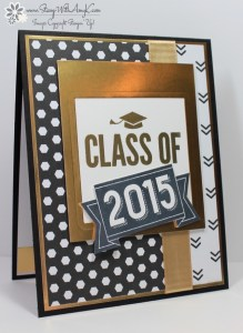 Class of 2015 - Stamp With Amy K