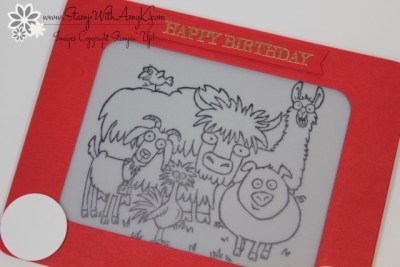 From The Herd 3 - Stamp With Amy K