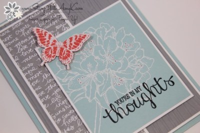 Best Thoughts 3 - Stamp With Amy K