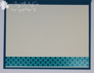 Bohemian Desginer Washi Tape - Stamp With Amy K