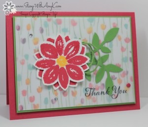 Petal Potpourri 2 - Stamp With Amy K