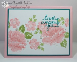 Stippled Blossoms 2 - Stamp With Amy K