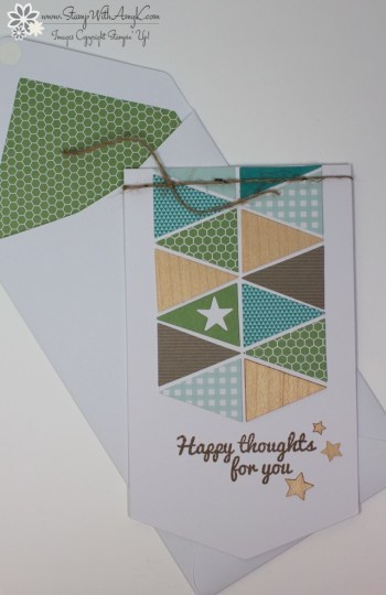 July Paper Pumpkin Kit 1 - Stamp With Amy K