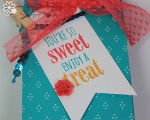 You're So Sweet 2 - Stamp With Amy K